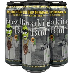 Knee Deep Brewing Co. - Breaking Bud IPA