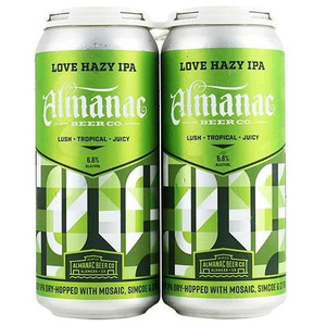 Almanac Beer Co. - Love Hazy IPA