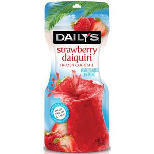 Daily's Strawberry Daiquiri Frozen Cockatail