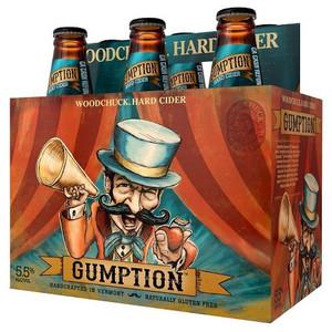 Gumption Hard Cider