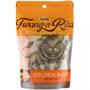 Twang-A-Rita Golden Roar Citrus Rimming Salt