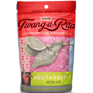 Twang-A-Rita Nectarberry Strawberry-Lime Rimming Salt
