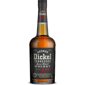 George Dickel 8 Year Tennessee Sour Mash Whiskey
