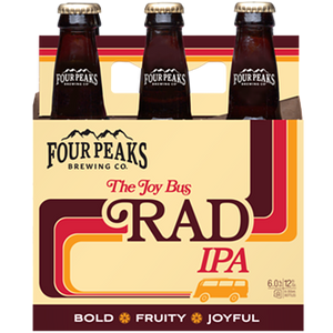Four Peaks Brewing Co. - The Joy Bus Rad IPA