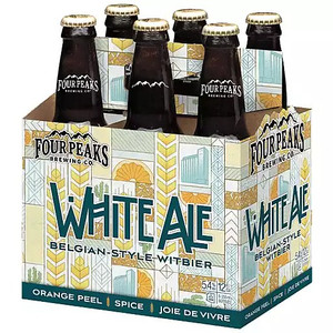Four Peaks Brewing Co. - White Ale