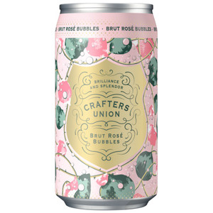 Crafters Union Brut Rose Bubbles