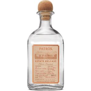 Patron Estate Release Blanco Tequila