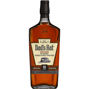 Dad's Hat Pennsylvania Rye Whiskey Finished In Maple Syrup Casks