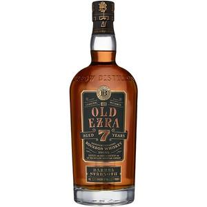 Old Ezra 7 Year Kentucky Straight Bourbon Whiskey