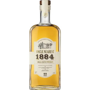 Uncle Nearest 1884 Small Batch Whiskey