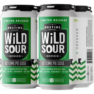 Destihl Wild Sour Series Key Lime Pie Gose