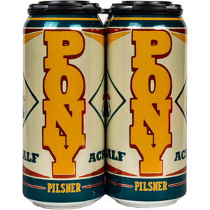 Half Acre Beer Co. - Pony Pilsner
