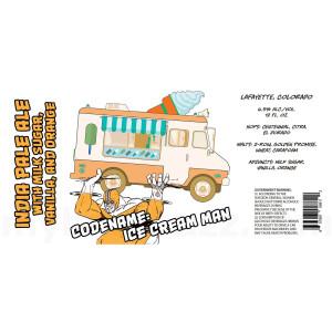 ODD13 Brewing - Codename: Ice Cream Man - Creamsicle Inspired IPA