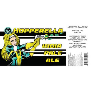ODD13 Brewing - Hopperella IPA