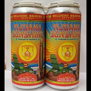 Belching Beaver - Tijuana Sunshine Margarita-Inspired Ale