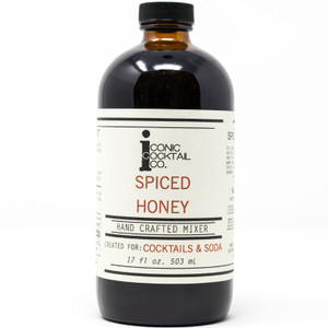 Iconic Cocktail Co. Hand Crafted Mixer - Spiced Honey