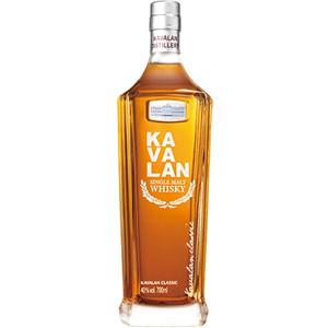Kavalan Whisky - Classic Single Malt