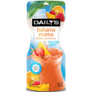 Daily's Bahama Mama Frozen Cocktail