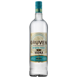 Gruven Hand Crafted Small Batch Potato Vodka