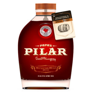 Papa's Pilar Marquesas Blend Dark Rum