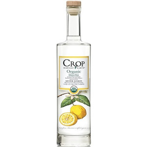 Crop Organic Gluten Free Meyer Lemon Flavored Vodka