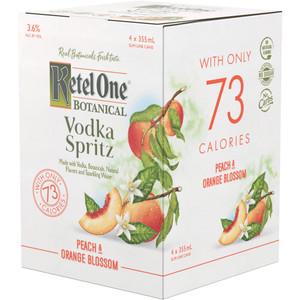 Ketel One Botanical Vodka Spritz - Peach & Orange Blossom