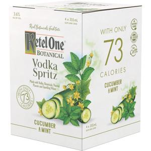 Ketel One Botanical Vodka Spritz - Cucumber & Mint
