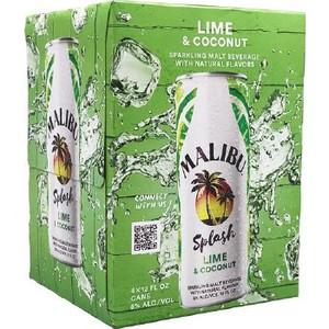 Malibu Splash - Lime & Coconut