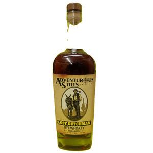 Adventurous Stills - Lost Dutchman Small Batch Rye Whiskey