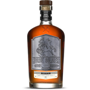 Horse Soldier Barrel Strength Bourbon Whiskey