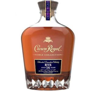 Crown Royal Noble Collection - Rye Aged 16 Years - Canadian Whiskey