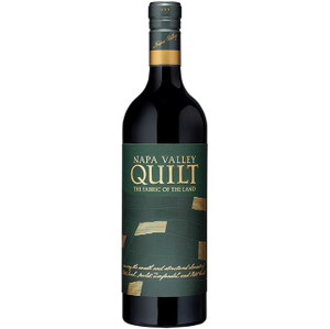 Quilt - The Fabric Of The Land - Napa Valley Red Wine