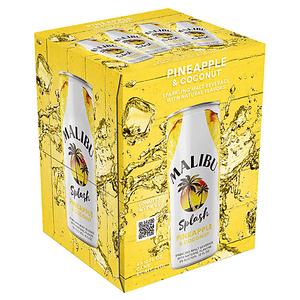Malibu Splash - Pineapple & Cocont