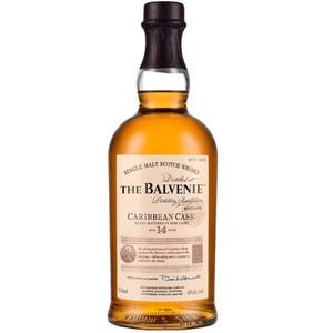 The Balvenie - Caribbean Cask 14 Year - Single Malt Scotch Whisky