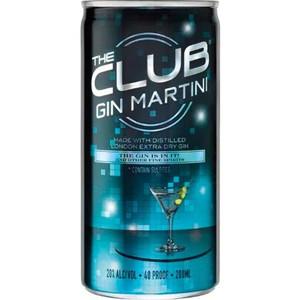 The Club - Gin Martini