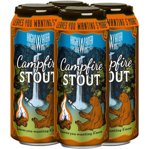 High Water Brewing - Campfire Stout