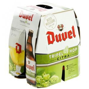 Duvel Tripel Hop Citra Golden Ale