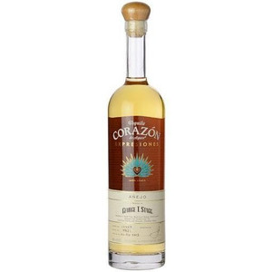 Corazon Expresiones - Anejo Tequila - George T Stagg Edition