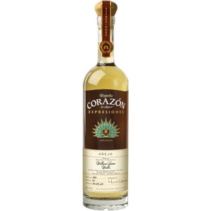 Corazon Expresiones - Anejo Tequila - William Larue Weller Edition