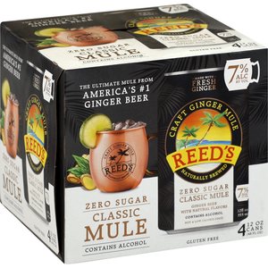 Reed's Ginger Mule