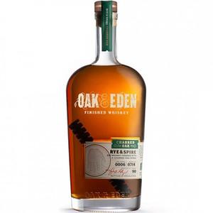 Oak & Eden - Rye & Spire Whiskey