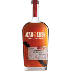 Oak & Eden - Wheat & Spire Finished Whiskey
