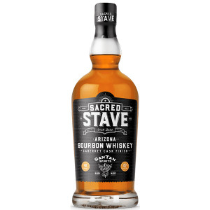 SanTan Spirits - Sacred Stave Arizona Bourbon Whiskey
