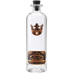 McQueen And The Violet Fog Handcrafted Gin