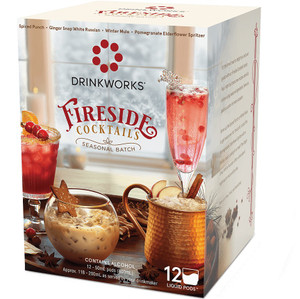 Drinkworks Pods - Fireside Cocktails Variety Pac