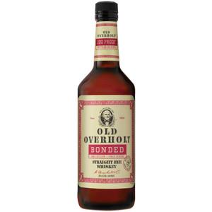 Old Overholt Bonded 100 Proof Straight Rye Whiskey