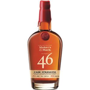 Maker's 46 Cask Strength Kentucky Straight Bourbon Whiskey