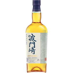 Hatozaki Small Batch Finest Japanese Whisky