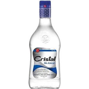 Cristal Aguardiente Sin Azucar
