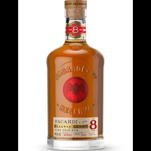 Bacardi Reserva Ocho 8 Year Rum